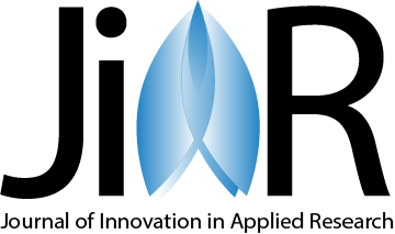 Journal of Innovation in Applied Research